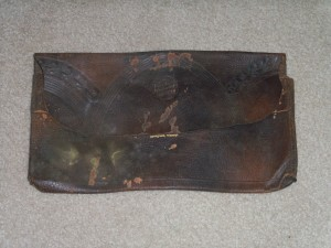 WELLS FARGO DOCUMENT POUCH