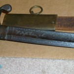 Antique McElroy Civil War Sword