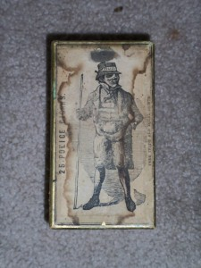 CIVIL WAR POLICE CIGARS