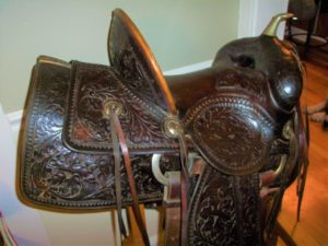 Old Saddles